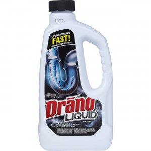 Drano Liquid Drain Cleaner 000116CT SJN000116CT