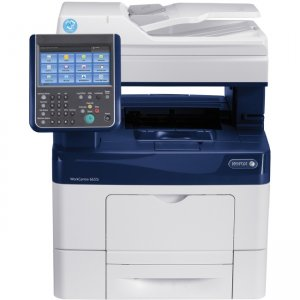 Xerox WorkCentre Color Multifunction Printer Metered 6655I/YXM 6655I