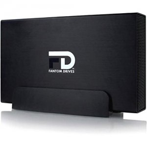 Fantom Drives Professional 6TB 7200RPM USB 3.0 / eSATA aluminum External Hard Drive GFP6000EU3
