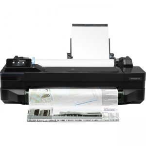 HP DesignJet 24-in Printer CQ891B#B1K T120
