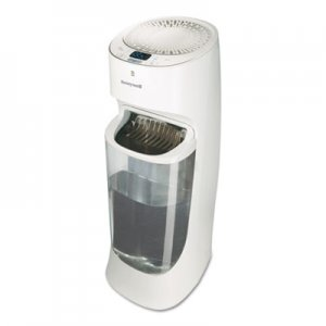 Honeywell Top Fill Tower Humidifier, 10.95w x 12.68d x 28.20h HWLHEV620W HEV620W