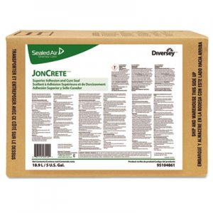 Diversey JonCrete Superior Adhesion and Cure Seal, Milky White DVO95104861 DVO 95104861