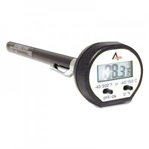 Adcraft Digital Pocket Thermometer, 302  F/150  C ADCDIGT1 ADC DIGT-1