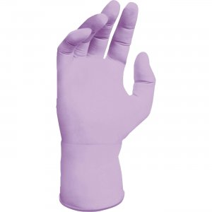Kimberly-Clark Lavender Nitrile Exam Glove 52817CT KCC52817CT