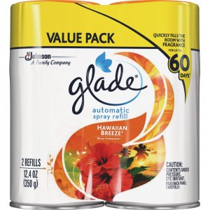 Glade Automatic Spray Refill Value Pack 644264 SJN644264