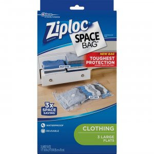 Ziploc Clothing Space Bag 690898 SJN690898
