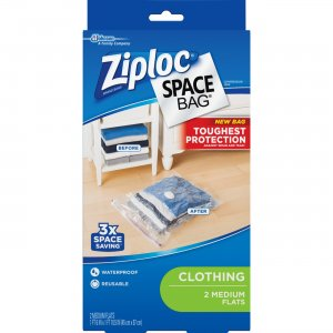 Ziploc Clothing Space Bag 690901 SJN690901