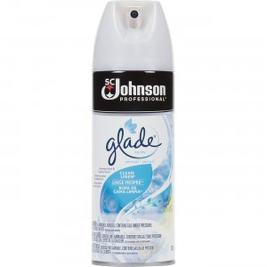 Glade Clean Linen Air Spray 682277 SJN682277