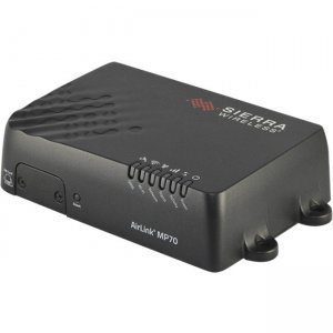 Sierra Wireless AirLink MP70 High Performance Vehicle Router 1103438 MP70E