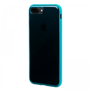 Pop Case (Tint) for iPhone 8 Plus & iPhone 7 Plus - Peacock INPH180248-PEA INPH180248-PEA