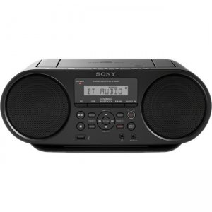 Sony CD Boombox with Bluetooth ZSRS60BT ZS-RS60BT