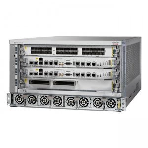 Cisco 2 Line Card Slot Chassis ASR-9904