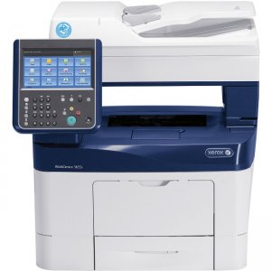 Xerox WorkCentre Laser Multifunction Printer Metered 3655I/XM