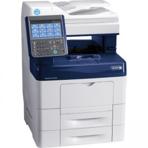 Xerox WorkCentre Laser Multifunction Printer Metered 6655I/XM