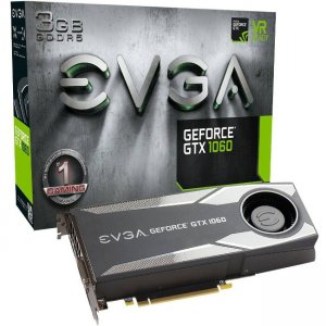EVGA GeForce GTX 1060 GAMING Graphic Card 03G-P4-5160-KR