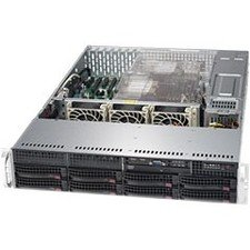Supermicro SuperServer (Black) SYS-6029P-TRT 6029P-TRT