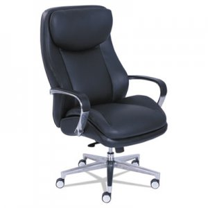 La-Z-Boy Commercial 2000 Big and Tall Executive Chair, Black LZB48968 48968