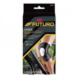 Futuro Precision Fit Knee Support, Black MMM01039ENT 01039ENT