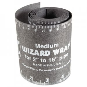 "Flange Wizard Tools Wizard Wrap, Medium, 2"" to 16"" Pipe FLAWW17 WW-17"