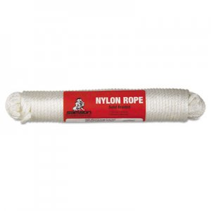 "Samson General Purpose Cord, 1/4"" x 100ft, Size Group 8, Solid Braid Nylon SSN019016001060 650-019016001060"