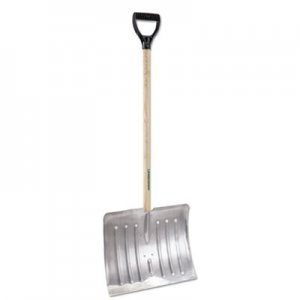 Jackson Arctic Blast 18in Aluminum Snow Shovel, 51in Long JPT1640400 027-1640400