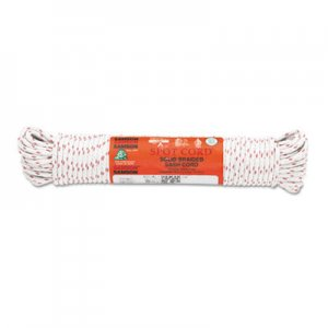 "Samson Sash Cord, 3/16"" x 100ft, Cotton, Size Group 6 SSN001012001060 650-001012001060"