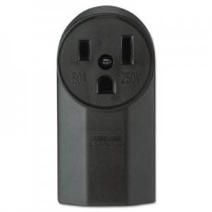 Cooper Wiring Devices 1252 Receptacle, Black COI1252 309-1252