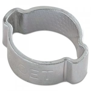 "Oetiker Two-Ear Crimp Clamp, 1/2"" Diameter OET10100016 320-10100016"