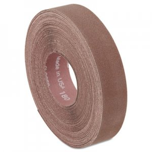"Norton P180J Coated Handy Roll, 1-1/2"" x 50yds, K225, Metalite NTN66261126284 547-66261126284"