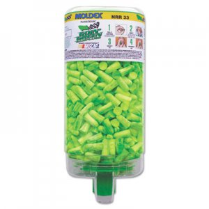 Moldex Goin' Green PlugStation Earplug Dispenser, With Mounting Bracket MLX6647 507-6647