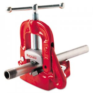"RIDGID Bench Yoke Vise, 1/8"" to 6"" Capacity, Cast Iron/Steel RID40110 40110"