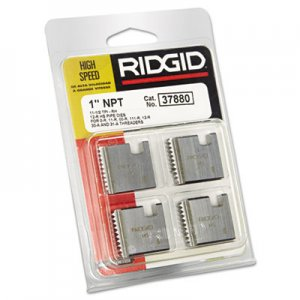 "RIDGID High-Speed RH Manual Threader Pipe & Bolt Die, NPT, 1"" - 11 1/2 TPI RID37880 37880"