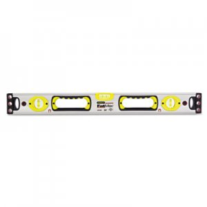 "Stanley Tools FatMax Magnetic Box Beam Level, 24"" BOS43525 680-43-525"