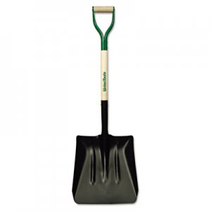 UnionTools Steel Coal Shovel, D-Handle, #2, 27in Handle UNN54109 760-54109