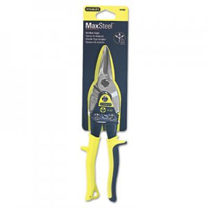 Stanley Tools MaxSteel Aviation Snips, Straight BOS14563 680-14-563