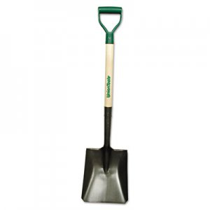 UnionTools Square Point Shovel With Poly D-Grip UNN42106 760-42106