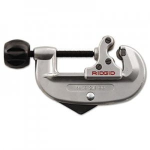 RIDGID Screw Feed Tubing Cutter, Heavy-Duty Cutter Wheel RID32935 32935