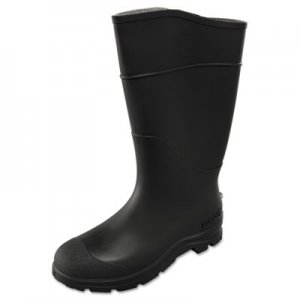 SERVUS by Honeywell CT Economy Knee Boots, Size 9, 15in Tall, Black, PVC SVS188229 617-18822-9