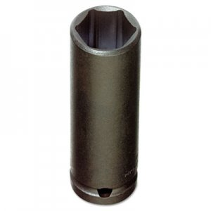"Proto Torqueplus Deep Impact Socket, 3/8"" Drive, 9/16"" Opening, 6-Point PTO7718H 577-7718H"