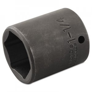 "Proto Torqueplus Impact Socket, 1/2"" Drive, 1-1/4"" Opening, 6-Point PTO7440H 577-7440H"