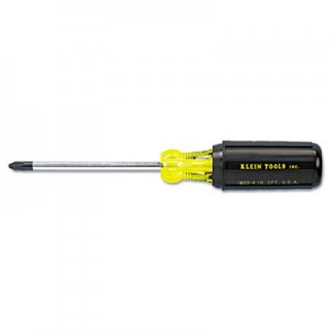Klein Tools Profilated Phillips-Tip Cushion-Grip Screwdriver, #2 KLN6034 409-603-4