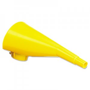 Eagle Polyethylene Funnel, Yellow EGLF15 F-15