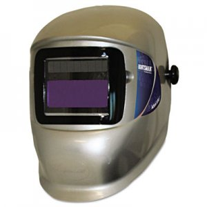 Jackson Safety ELEMENT Solar-powered Variable ADF Welding Helmet, Silver KCC23282 23282