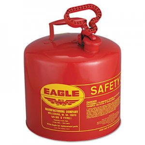 Eagle Safety Can, Type I, 5gal, Red EGLUI50S UI-50-S