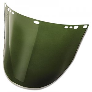 Jackson Safety 34-42 F30 Acetate Face Shield, Dark Green KCC29090 29090
