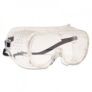 Bouton 440 Basic Direct Vent Goggles, Clear Lens BOU4400300 4400-300
