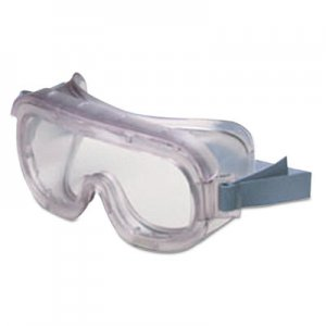 Honeywell Uvex Classic 9305 Goggles, Clear Body, Clear Lens UVXS350 763-S350