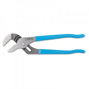 "CHANNELLOCK 415 Straight Smooth-Jaw TG Pliers, 10"" Tool Length, 1.38"" Jaw Length CHN415BULK 415-BULK"
