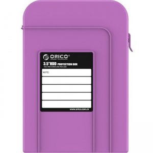 ORICO 3.5 inch Protective Box / Storage Case for Hard Drive (HDD) or SDD PHI35-V1-PU PHI35-V1