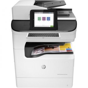 HP PageWide Managed Color Flow MFP License - Speed 60 ppm 2GP14A E77660zs